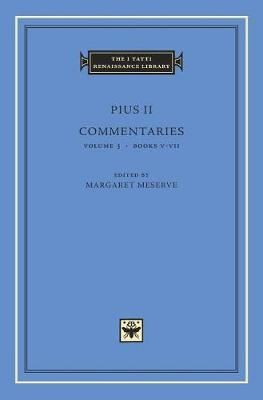 Image for Commentaries, Volume 3: Books V-VII from emkaSi
