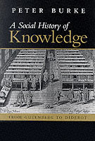 Image for A Social History of Knowledge: From Gutenberg to Diderot from emkaSi