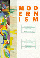 Image for Modernism: An Anthology of Sources and Documents from emkaSi