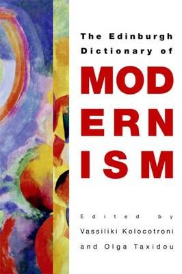 Image for The Edinburgh Dictionary of Modernism from emkaSi