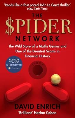 Image for The Spider Network - The Wild Story of a Maths Genius and One of the Greatest Scams in Financial History from emkaSi