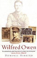 Image for Wilfred Owen: A New Biography from emkaSi