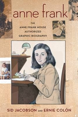 Image for Anne Frank: The Anne Frank House Authorized Graphic Biography from emkaSi