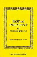 Image for Past and Present by Thomas Carlyle from emkaSi