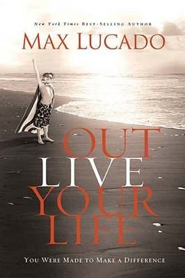 Image for Outlive Your Life: You Were Made to Make A Difference from emkaSi