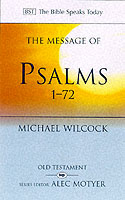 Image for The Message of Psalms 1-72: Songs for the People of God from emkaSi