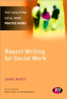 Image for Report Writing for Social Workers from emkaSi