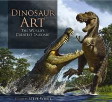 Image for Dinosaur Art: The World's Greatest Paleoart from emkaSi