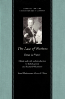 Image for The Law of Nations: Or Principles of the Law of Nature Applied to the Conduct of Nations and Sovereigns from emkaSi