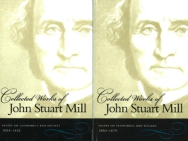 Image for The Collected Works of John Stuart Mill, Volumes 4 & 5: Essays on Economics & Society from emkaSi