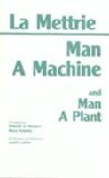Image for Man a Machine and Man a Plant from emkaSi