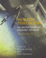 Image for Modern Philosophy: An Anthology of Primary Sources from emkaSi
