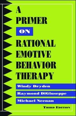 Image for A Primer on Rational Emotive Behavior Therapy from emkaSi