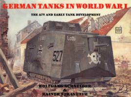Image for The German Tanks in WWI: The A7V and Early Tank Development from emkaSi