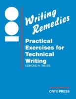 Image for 100 Writing Remedies: Practical Exercises for Technical Writing from emkaSi
