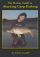 Image for Beekay Guide to Starting Carp Fishing from emkaSi