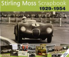 Image for Stirling Moss Scrapbook 1929 - 1954 from emkaSi