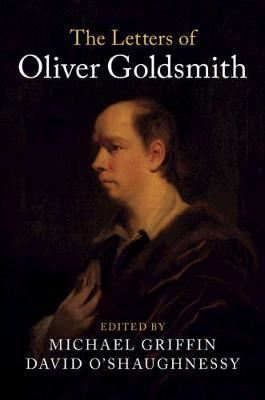 Image for The Letters of Oliver Goldsmith from emkaSi