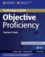 Image for Objective Proficiency Teacher's Book from emkaSi