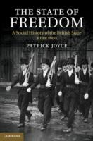Image for The State of Freedom: A Social History of the British State since 1800 from emkaSi