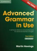 Image for Advanced Grammar in Use with Answers: A Self-Study Reference and Practice Book for Advanced Learners of English from emkaSi