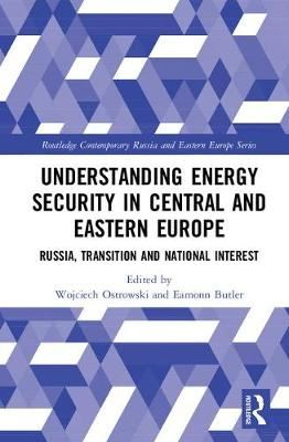 Image for Understanding Energy Security in Central and Eastern Europe - Russia, Transition and National Interest from emkaSi