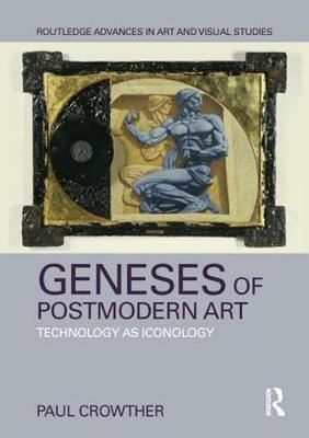 Image for Geneses of Postmodern Art: Technology As Iconology from emkaSi