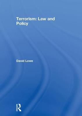 Image for Terrorism: Law and Policy from emkaSi