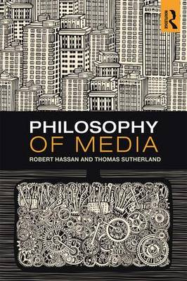 Image for Philosophy of Media: A Short History of Ideas and Innovations from Socrates to Social Media from emkaSi