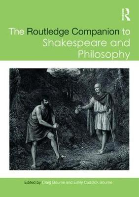 Image for The Routledge Companion to Shakespeare and Philosophy from emkaSi