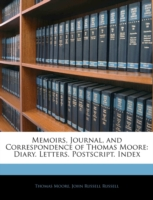 Image for Memoirs, Journal, and Correspondence of Thomas Moore: Diary. Letters. PostScript. Index from emkaSi