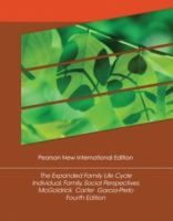 Image for Expanded Family Life Cycle, The: Pearson New International Edition: Individual, Family, and Social Perspectives from emkaSi