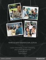 Image for Career Information, Career Counseling, and Career Development: Pearson New International Edition from emkaSi