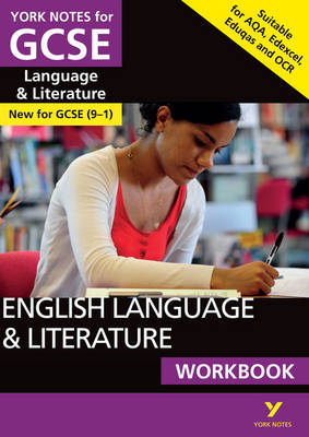 Image for English Language and Literature Workbook: York Notes for GCSE (9-1) from emkaSi