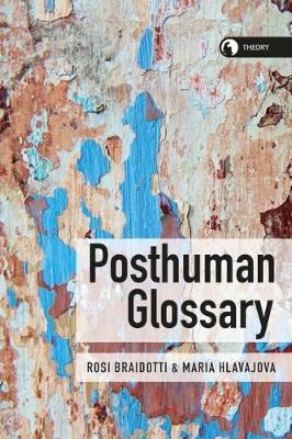 Image for Posthuman Glossary from emkaSi