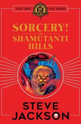 Image for Fighting Fantasy: Sorcery! The Shamutanti Hills from emkaSi