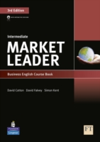Image for Market Leader 3rd Edition Intermediate Coursebook & DVD-Rom Pack from emkaSi