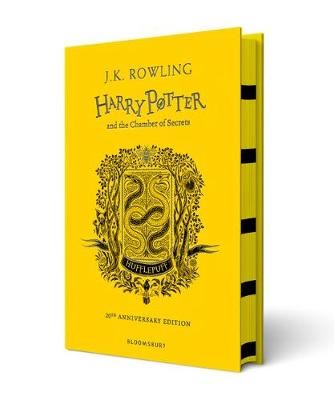 Image for Harry Potter and the Chamber of Secrets - Hufflepuff Edition from emkaSi
