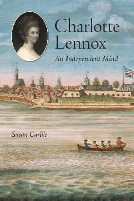 Image for Charlotte Lennox - An Independent Mind from emkaSi