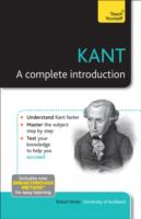 Image for Kant: A Complete Introduction: Teach Yourself from emkaSi
