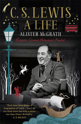 Image for C. S. Lewis: A Life: Eccentric Genius, Reluctant Prophet from emkaSi