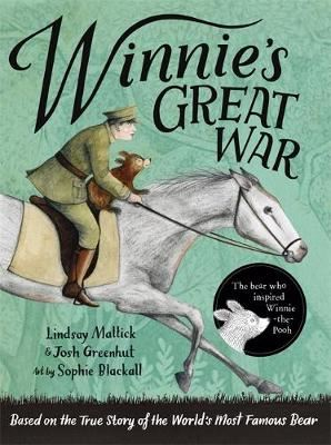 Image for Winnie's Great War: The remarkable story of a brave bear cub in World War One from emkaSi