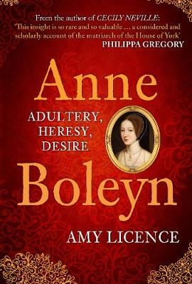 Image for Anne Boleyn - Adultery, Heresy, Desire from emkaSi