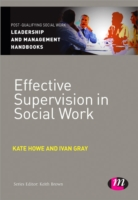 Image for Effective Supervision in Social Work from emkaSi