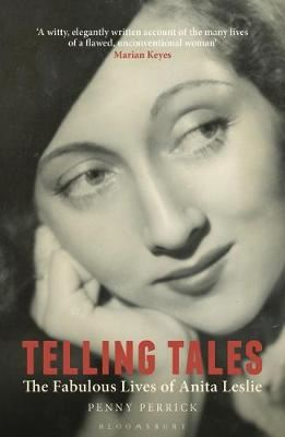 Image for Telling Tales - The Fabulous Lives of Anita Leslie from emkaSi