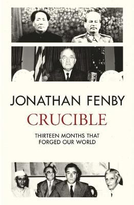 Image for Crucible - Twelve Months that Changed the World Forever from emkaSi