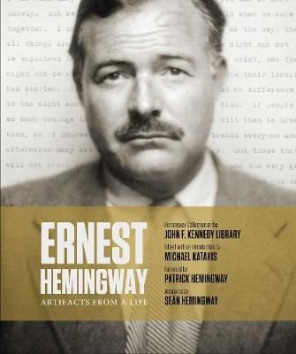 Image for Ernest Hemingway: Artifacts From a Life from emkaSi