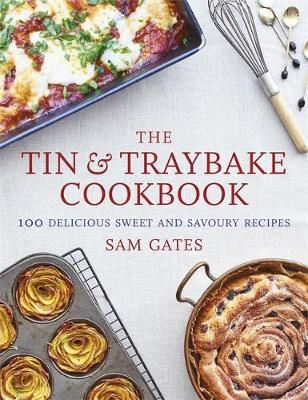 Image for The Tin & Traybake Cookbook - 100 delicious sweet and savoury recipes from emkaSi