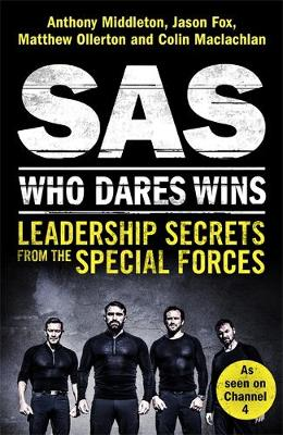 Image for SAS: Who Dares Wins: Leadership Secrets from the Special Forces from emkaSi