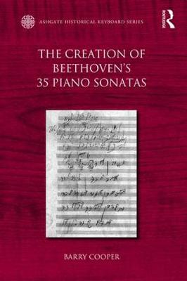 Image for The Creation of Beethoven's 35 Piano Sonatas from emkaSi